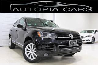 Used 2012 Volkswagen Touareg 3.0 TDI HIGHLINE NAVI PANORAMIC SUNROOF ALLOY for sale in North York, ON