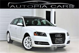 Used 2012 Audi A3 2.0T PROGRESSIV NAVIGATION PANORAMIC SUNROOF for sale in North York, ON