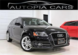 Used 2012 Audi A3 2.0 TDI  PROGRESSIV PKG DIESEL LEATHER SUNROOF for sale in North York, ON