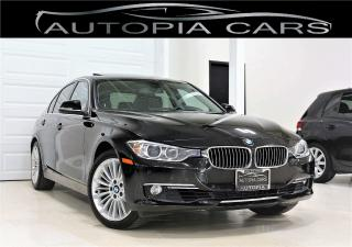 Used 2014 BMW 328i xDrive LUXURY LINE NAVIGATION BACKUP CAMERA for sale in North York, ON