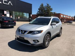Used 2016 Nissan Rogue SL PREMIUM PKG NAVIGATION BACKUP CAMERA for sale in North York, ON