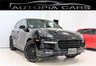 Used 2016 Porsche Cayenne GTS PREMIUM PKG BOSE SOUND SYSTEM NAVI BACKUP for sale in North York, ON