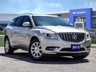 Used 2015 Buick Enclave Leather for sale in Markham, ON