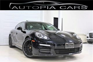 Used 2016 Porsche Panamera 4 Edition PREMIUM PKG NAVIGATION BACKUP AWD for sale in North York, ON
