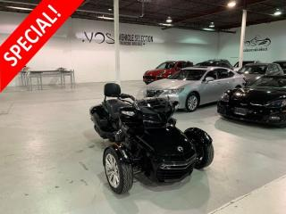 Used 2016 Can-Am Spyder F3-T SE6 - No Payments For 1 Year** for sale in Concord, ON