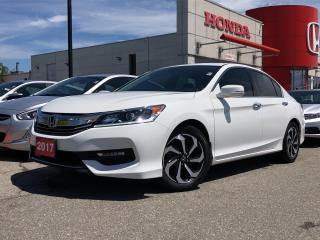 Used 2017 Honda Accord EX-L V6, like new, 16,000 km for sale in Toronto, ON