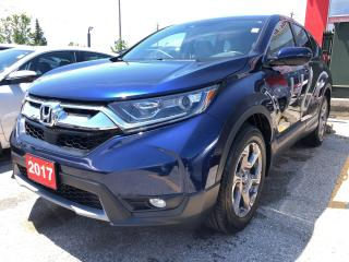 Used 2017 Honda CR-V EX, like new, very low mileage for sale in Toronto, ON