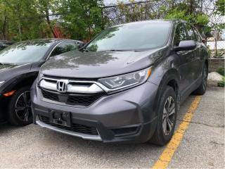 Used 2017 Honda CR-V LX, very low kilometers for sale in Toronto, ON