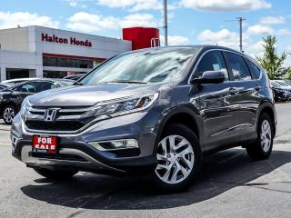 Used 2016 Honda CR-V EX-L AWD|ONE OWNER for sale in Burlington, ON