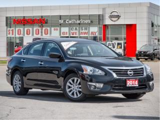 Used 2014 Nissan Altima S OFF LEASE for sale in St. Catharines, ON