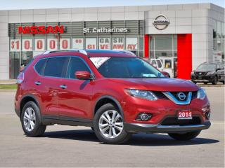 Used 2014 Nissan Rogue SV for sale in St. Catharines, ON