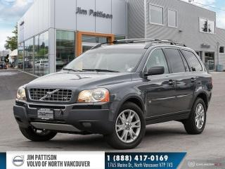 Used 2006 Volvo XC90 V8 7-Passenger for sale in North Vancouver, BC