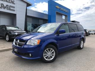 Used 2018 Dodge Grand Caravan for sale in Barrie, ON