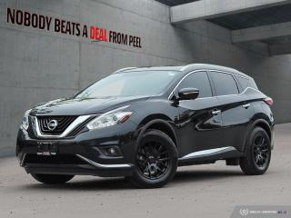 Used 2015 Nissan Murano SL*Pwr Moonroof*NAV*Back UP CAM*Heated Seats* for sale in Mississauga, ON
