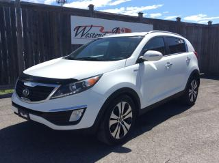 Used 2013 Kia Sportage EX AWD for sale in Stittsville, ON