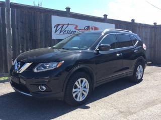 Used 2016 Nissan Rogue SV  AWD for sale in Stittsville, ON