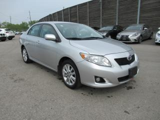 Used 2009 Toyota Corolla for sale in Toronto, ON