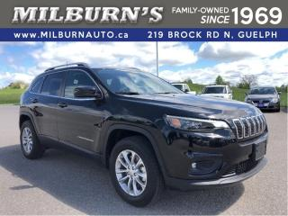 Used 2019 Jeep Cherokee NORTH 4X4 for sale in Guelph, ON