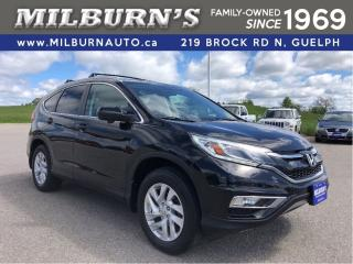 Used 2015 Honda CR-V EX / AWD for sale in Guelph, ON