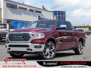 New 2019 RAM 1500 LARAMIE LONGHORN for sale in Etobicoke, ON