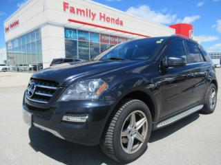 Used 2011 Mercedes-Benz ML-Class ML350 BlueTEC, NAVIGATION, SUNROOF for sale in Brampton, ON