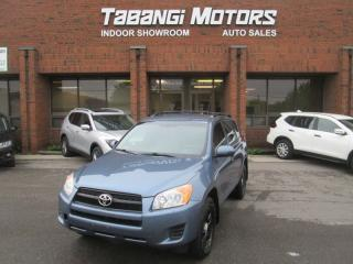 Used 2009 Toyota RAV4 SPORT | 4WD | KEYLESS ENTRY | CRUISE | POWER GROUP for sale in Mississauga, ON