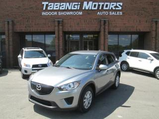 Used 2014 Mazda CX-5 GX | SPORT | KEYLESS ENTRY | CRUISE | PUSH START | ALLOYS for sale in Mississauga, ON