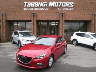 Used 2016 Mazda MAZDA3 GS | SPORT | NAVIGATION | REAR CAM | HEATED SEATS | B\T for sale in Mississauga, ON