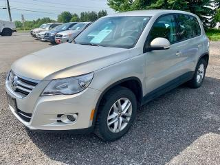 Used 2009 Volkswagen Tiguan 4dr Auto 4Motion, low km's, no accidents for sale in Halton Hills, ON