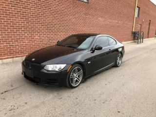 Used 2011 BMW 3 Series 2dr Cpe 335is RWD for sale in Mississauga, ON
