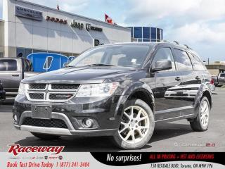 Used 2013 Dodge Journey Crew - 8.4 Media Screen, Htd Front Seats, Htd Whee for sale in Etobicoke, ON