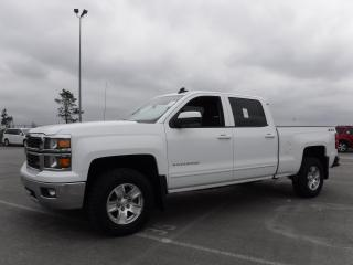 Used 2015 Chevrolet Silverado 1500 LT Crew Cab Short Box 4WD for sale in Burnaby, BC