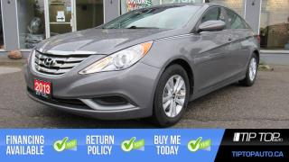 Used 2013 Hyundai Sonata GLS ** Bluetooth, Heated Seats, Fuel Efficient ** for sale in Bowmanville, ON