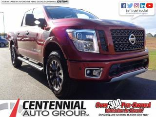 Used 2018 Nissan Titan Pro 4X  | Local Trade | One Ow for sale in Summerside, PE