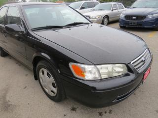 Used 2001 Toyota Camry CE for sale in Scarborough, ON