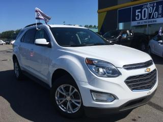 Used 2017 Chevrolet Equinox LT AWD 1LT TOIT MAGS for sale in Lévis, QC