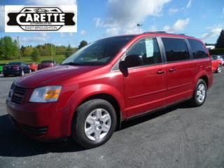 Used 2008 Dodge Grand Caravan Se Stow N' Go for sale in East broughton, QC