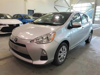 Used 2014 Toyota Prius c Base for sale in Québec, QC