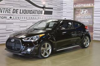 Used 2014 Hyundai Veloster Turbo 1.6t for sale in Laval, QC