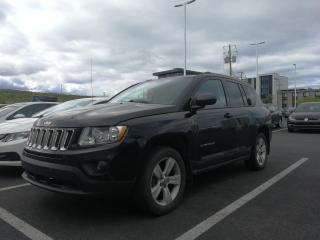 Used 2012 Jeep Compass Sport AWD Manuelle for sale in Rivière-Du-Loup, QC