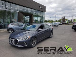 Used 2017 Hyundai Elantra Gl, Mags, A/c for sale in Chambly, QC