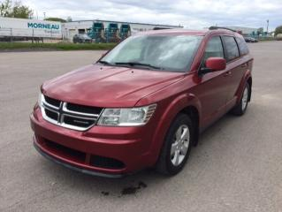 Used 2011 Dodge Journey Traction avant 4 portes groupe valeur Ca for sale in Quebec, QC