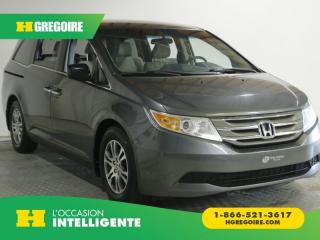Used 2012 Honda Odyssey EX 8 PASSAGERS GR for sale in St-Léonard, QC