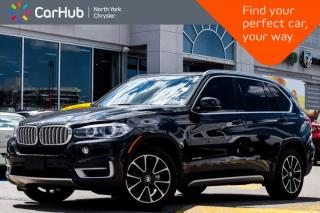 Used 2017 BMW X5 xDrive35i|Light.Pkg|Pano_Sunroof|H.K.Audio|HUD|GPS|Bluetooth|Backup_Cam| for sale in Thornhill, ON