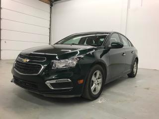 Used 2015 Chevrolet Cruze 2LT for sale in Saskatoon, SK
