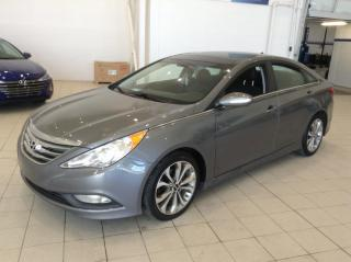 Used 2014 Hyundai Sonata SE CUIR TOIT PANO for sale in Longueuil, QC