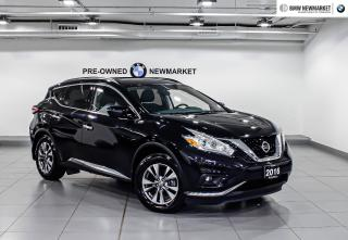 Used 2016 Nissan Murano SV AWD CVT -1OWNER| REMOTE KEYLESS| for sale in Newmarket, ON