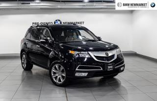 Used 2012 Acura MDX Elite 6sp at -1OWNER|NO ACCIDENTS| for sale in Newmarket, ON