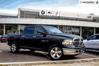 Used 2016 RAM 1500 Crew Cab 4X4 SLT (140.5 WB - 5.7 Box) for sale in Newmarket, ON