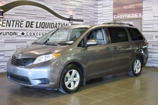 Used 2017 Toyota Sienna for sale in Laval, QC